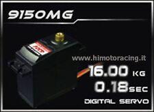 9150MG SERVO DIGITALE 16 kg POWER HD 4,5V/6V INGRANAGGI IN METALLO METAL GEAR