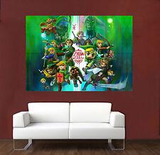 Zelda Huge Promo Poster 1 GA985