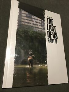 the art of the last of us part ii Hardcover SEALED DARK HORSE COMICS