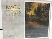 Magic Effects Collection GARDEN HIDEAWAY  Duck Lake House 500 Piece Puzzle