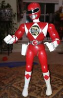 Mighty Morphin Power Rangers Karate Action Jason Red NEW NIB 1994 BANDAI MMPR