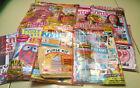 Lot+of+9+UK+Knitting+Craft+Magazines%7E+Sealed+With+Kits