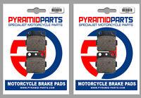Front Brake Pads (2 Pairs) for Honda TRX 420 FA / FPA 2009