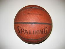 Los Angeles Clippers GAME USED Spalding Official Game Ball BASKETBALL - NBA RARE