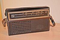 """Soviet vintage old radio """" Selga"""".  USSR 1980-90"""