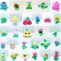 Plants vs Zombies Zombies Figures Stuffed Soft Dolls 15cm-30cm Plush Baby Toys