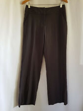 TARGET, SIZE 8, BNWT, CHARCOAL, TAILORED FLARE, CAREER PANTS