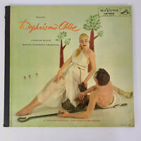 Ravel Daphnis and Chloe Vinyl LP RCA Victor LM-1893 Shaded Dog Andy Warhol Art