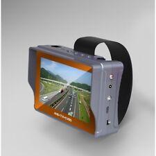 "MONITOR POLSO LCD 4,3"" TESTER 438AHD TELECAMERE CVBS AHD TVI CVI PORTATILE LED"