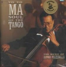 Soul of The Tango 0074646312223 by Piazzolla CD