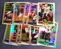 2014 Topps Chrome Refractor Veterans Rookies (A-Z) You Pick From List