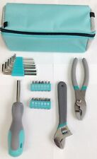 Home and Road Emergency 23-Piece Tool Set In Storage Bag