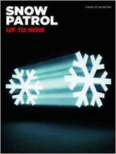 Snow Patrol Up To Now Pvg, New, Various Book