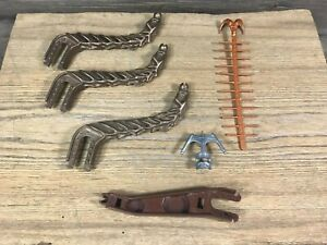 1980s MOTU Eternia Playset Parts Lot He-Man Masters of the Universe Mattel