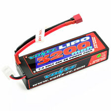 VOLTZ 3200 mAh 7.4 V 40 C 2 S Lipo hard case Battery Pack RC voiture