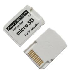 Sd2vita V5.0 Psvsd MicroSD Adapter for PS Vita Henkaku CFW - UK