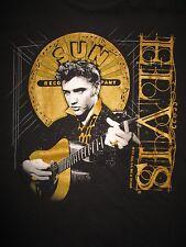 "ELVIS PRESLEY ""SUN Record Company"" (MED) T-Shirt"