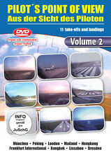 Aus der Sicht des Piloten Vol. 2 -- 11 Take-Offs und Landungen - NEU