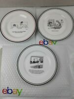 The New Yorker, Set Of 63Plates  Cartoon bank  conde nast