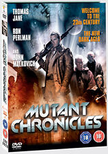 MUTANT CHRONICLES - DVD - REGION 2 UK