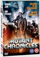 MUTANT CHRONICLES - DVD - REGION 2 UK