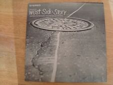 """Vinyl LP Record """"West Side Story"""" Palace Records -Tested Good Condition"""