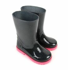 Stivali gomma pioggia galosce GUCCI numero 31 bambina (art. 257767 J87KO 8361)