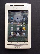 SONY ERICSSON XPERIA X8 E15i SMARTPHONE SBLOCCATO ANDROID WIFI UMTS Funzionante