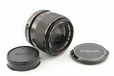 CANON FD 35mm F/2 S.S.C. SSC from Japan #772