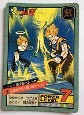 Dragon ball GT Super battle Power Level 676