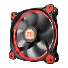 Thermaltake Riing 12 Led 120mm Cooling Fan High Static Pressure - Red