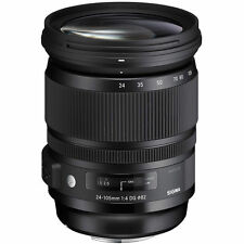 Sigma 24-105mm F4 DG OS HSM 'a' art lentille pour Sony un mount (uk stock) bnib