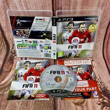 FIFA 11 PS3 PLAYSTATION 3 videogiochi DISCO perfetto WOW 👀 calcio in Sports