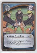 2010 Naruto Collectible Card Game: Fangs of the Snake #688 Chakra Molding 0l2
