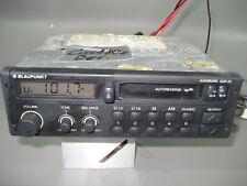 MC Autoradio Blaupunkt Augsburg SQR 29  (13) Teildefekt Radio OK