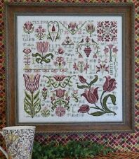 Dreaming of Tulips by Rosewood Manor S-1043 designs by Karen Kluba/Pamphlet
