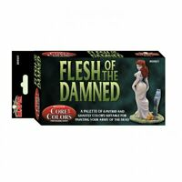 Reaper Miniatures Flesh of the Damned Fast Palette Set of 6 Master Series Paints