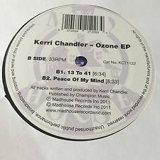 "Kerri Chandler - ""Ozone"" EP"