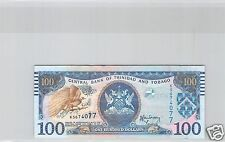 TRINITE ET TOBAGO $100 DOLLARS 2006 N° KS674077 PICK 51