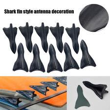 Universal Car Roof Spoiler Bumper Shark Fin Diffuser Vortex Generator Accessory