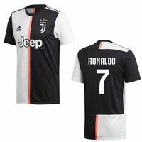 Adidas Fußball Juventus Turin FC Home Trikot 2019 2020 Heimtrikot Ronaldo 7