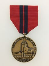 GENUINE Full SizeU.S.  United States Navy DOMINICAN Campaign Medal award 1916