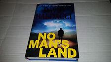 John Puller: No Man's Land by David Baldacci (2016, Hardcover) SIGNED 1st/1st
