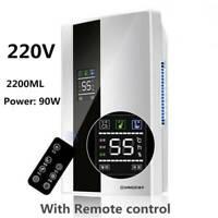 2200ml 220V 90W Portable Mute Home Mini Dehumidifier Air Dryer Kitchen Office