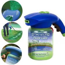 HYDRO MOUSSE HOUSEHOLD SEEDING SYSTEM LIQUID SPRAY SEED LAWN CARE GRASS SET