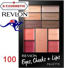 Revlon Eyes Cheeks and Lips Palette 100 Romantic Nudes RRP $34.95