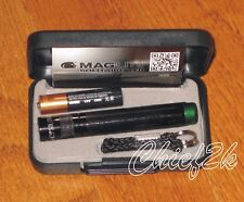 Maglite Spectrum Series Solitaire AAA GREEN LED maglight GREEN LED