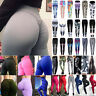 Sexy Women Butt Lift Yoga Pants Hip Push Up Legging Fitness Workout Stretch M621