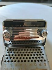1958 Pontiac Sportable Radio