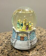 Liberty Falls Rollerdrome Musical Snow Globe